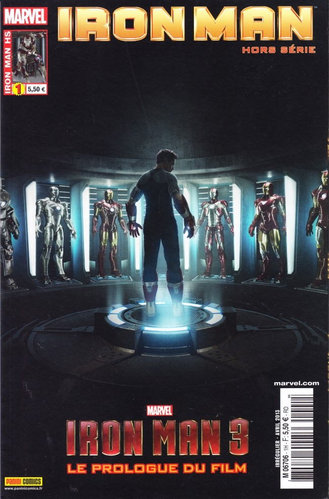 Iron Man - Hors-Série