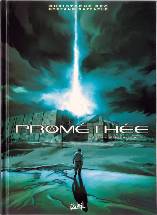 Couverture de Prométhée -8- Necromanteion