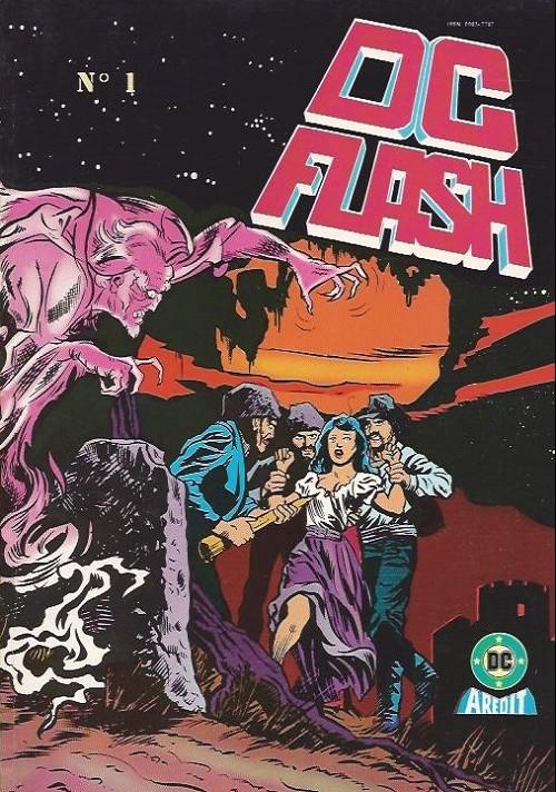 Couverture de DC Flash -HS1- Message posthume