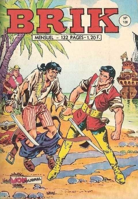 Couverture de Brik (Mon journal) -128- Carthagène de-Las-Indias