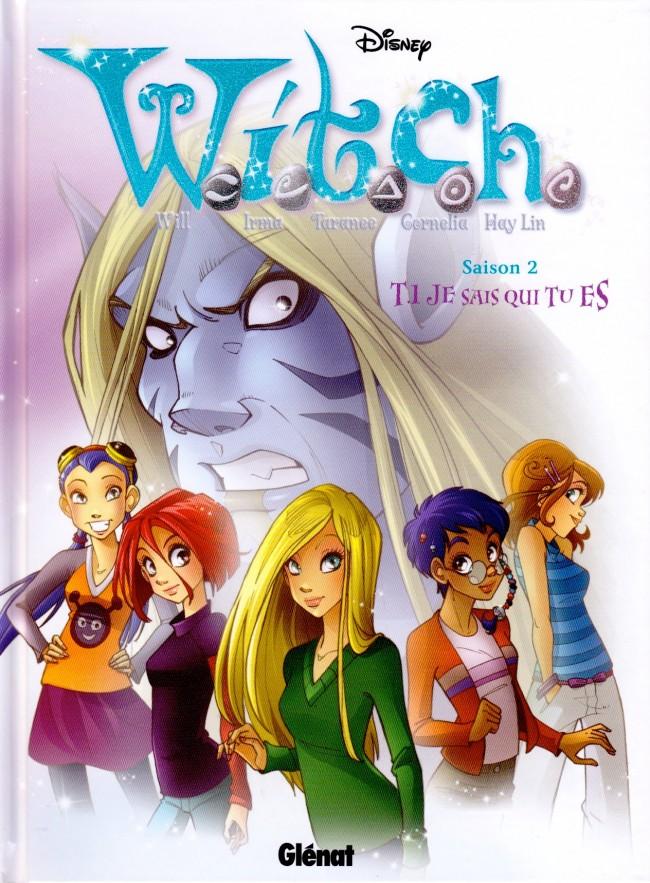 Dessin animé witch