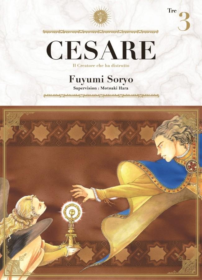 Couverture de Cesare - Il Creatore che ha distrutto -3- Tre