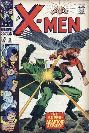Couverture de Uncanny X-Men (The) (Marvel comics - 1963) -29- When titans clash