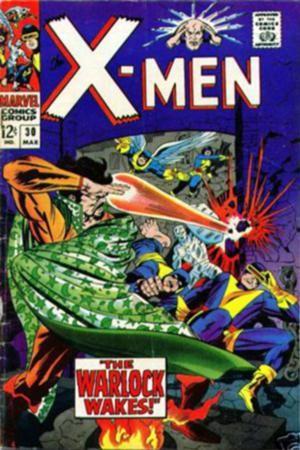 Couverture de Uncanny X-Men (The) (Marvel comics - 1963) -30- The Warlock wakes