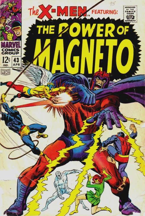 Couverture de Uncanny X-Men (The) (Marvel comics - 1963) -43- The torch is passed