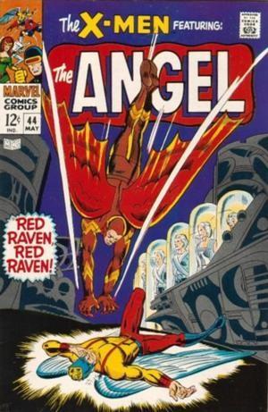 Couverture de Uncanny X-Men (The) (Marvel comics - 1963) -44- Red Raven, Red Raven