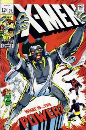 Couverture de Uncanny X-Men (The) (1963) -56- What is the power ?