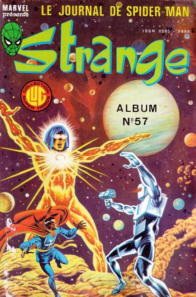 Couverture de Strange -Rec057- Album N°57 (du n°170 au n°172)