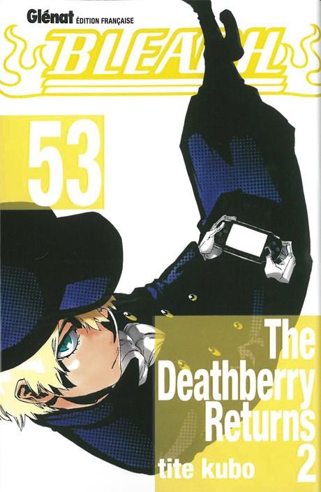 Couverture de Bleach -53- The Deathberry Returns 2