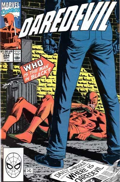 Couverture de Daredevil (1964) -284- The outsider