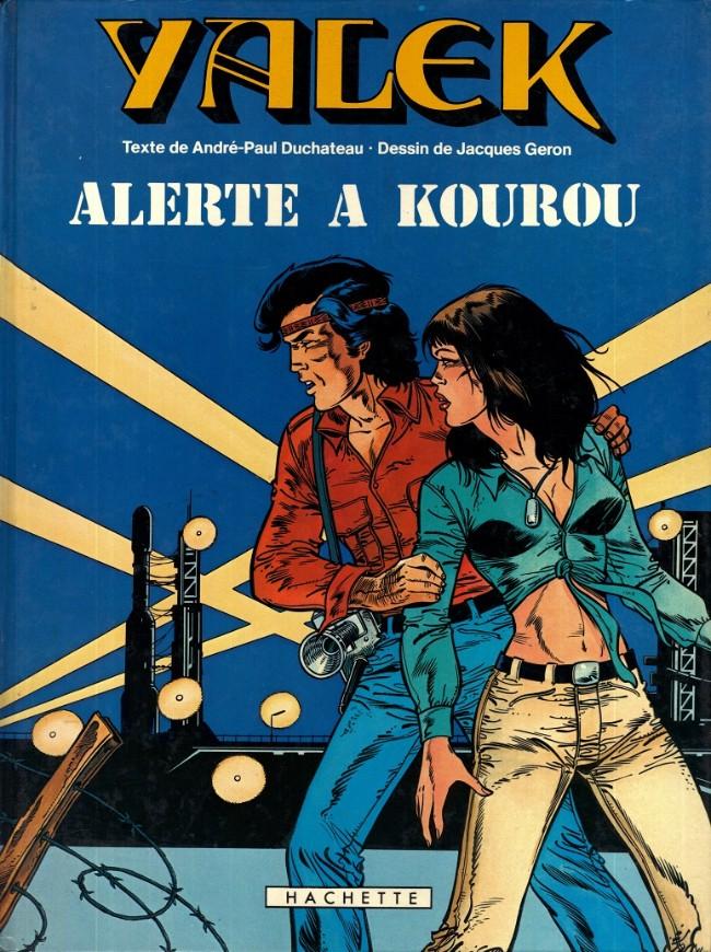 Couverture de Yalek -146- Alerte à Kourou
