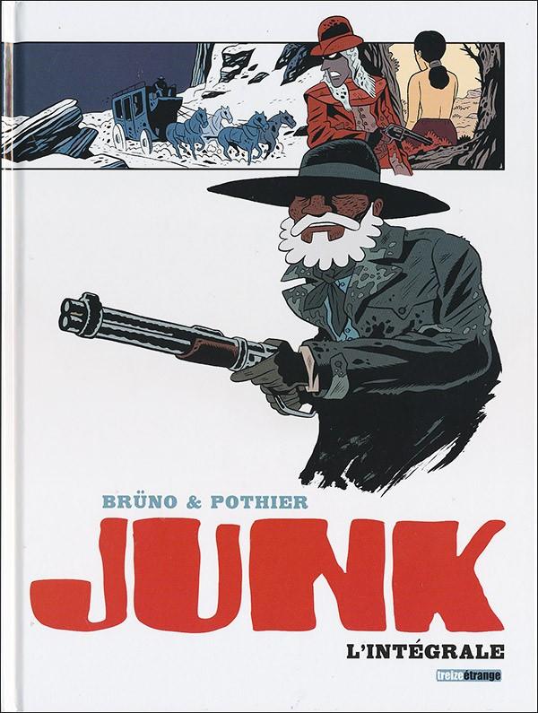 Couverture de Junk -INT- L'intégrale