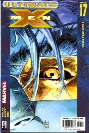 Couverture de Ultimate X-Men (2001) -17- World tour part 2