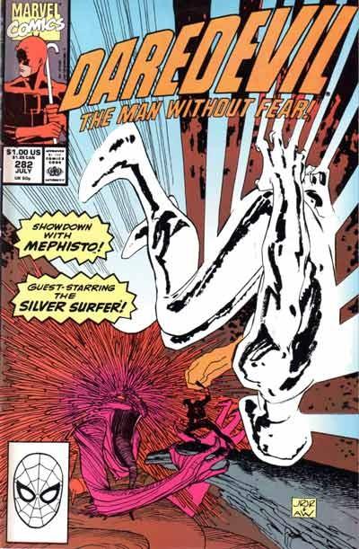 Couverture de Daredevil (1964) -282- Crooked halos