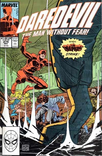Couverture de Daredevil (1964) -274- Bombs & Lemonade