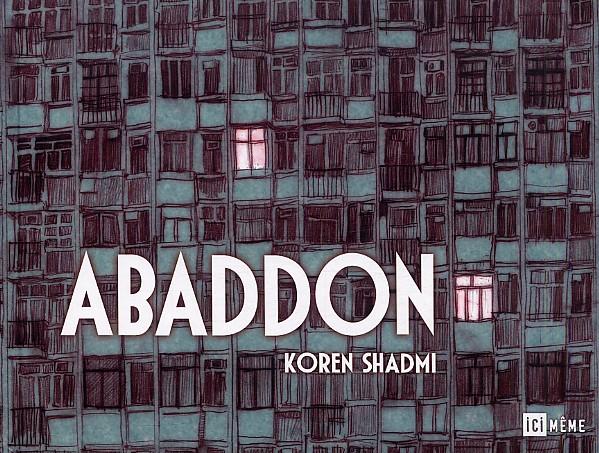 Couverture de Abaddon - Tome 1