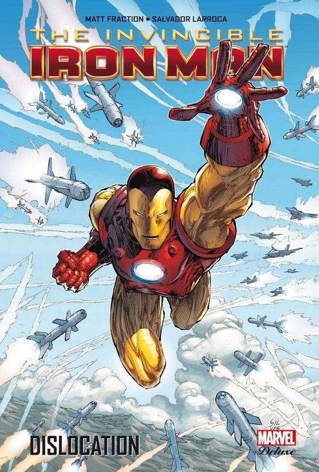 Couverture de Invincible Iron Man (The) (Marvel Deluxe) -2- Dislocation