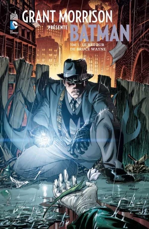 Batman : Le Retour De Bruce Wayne Intégrale