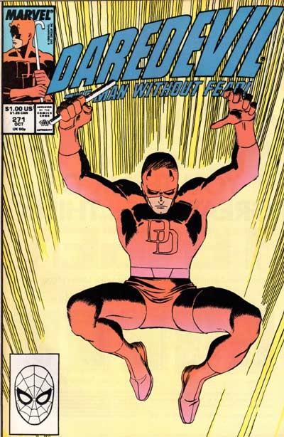 Couverture de Daredevil (1964) -271- Genetrix