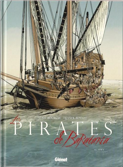 Couverture de Les pirates de Barataria -6- Siwa