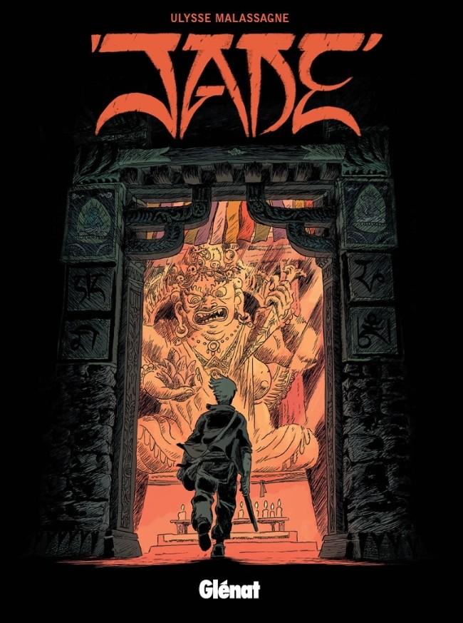 Couverture de Jade (Malassagne) -1- Jade