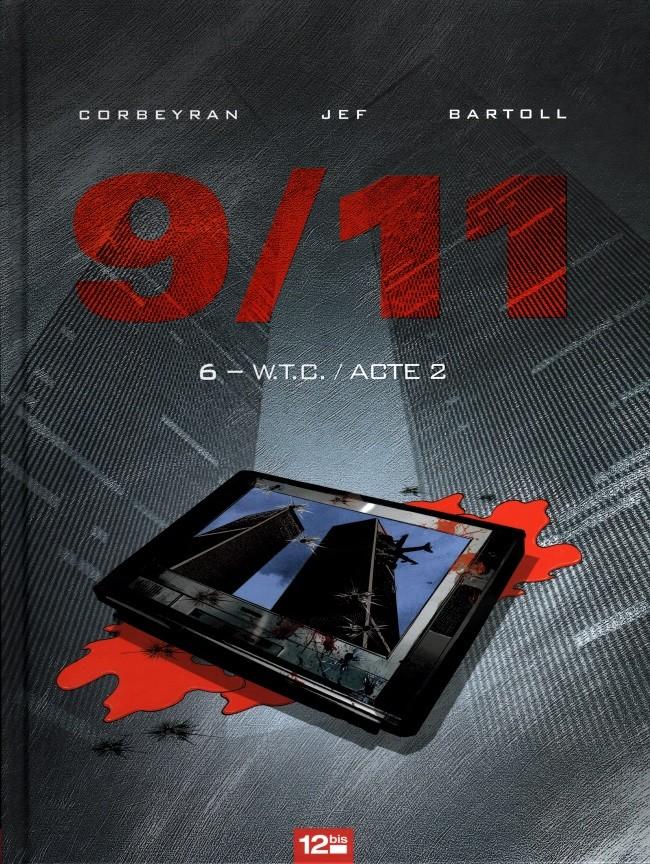 Couverture de 9/11 -6- W.T.C. / Acte 2