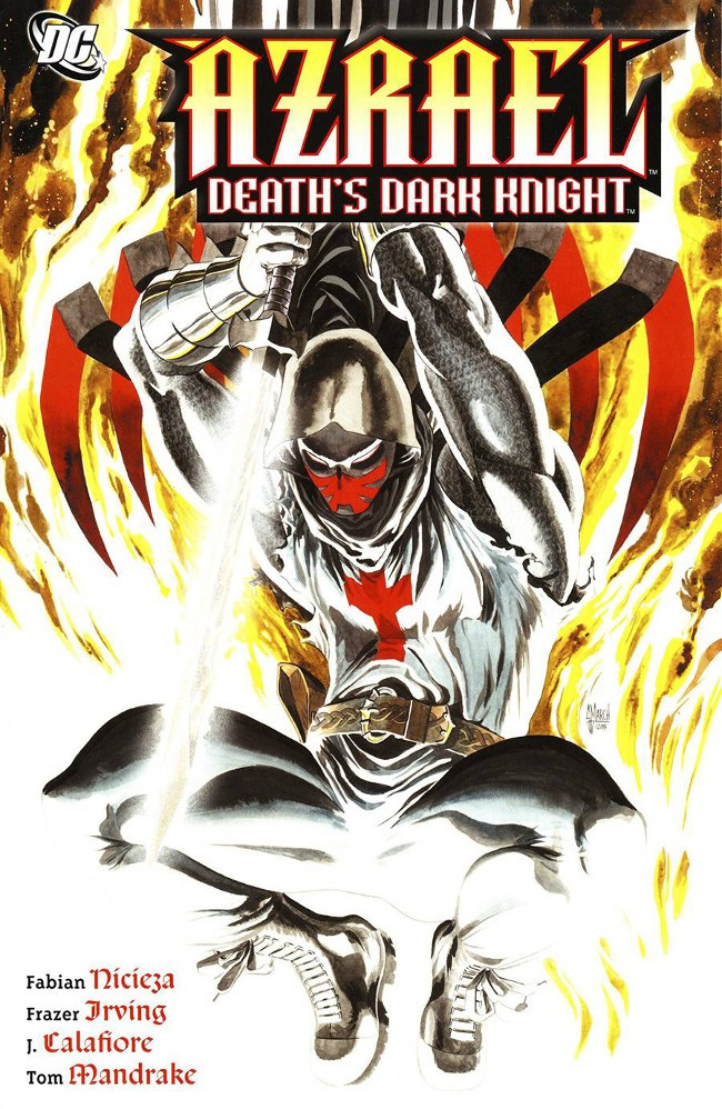 Couverture de Azrael: Death's Dark Knight (2009) -INT- Death's Dark Knight