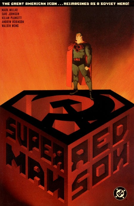 Couverture de Superman: Red Son (2003) -INT- Red Son
