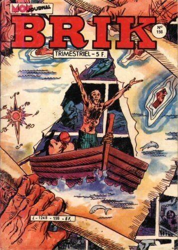 Couverture de Brik (Mon journal) -198- Le règne du Chacal