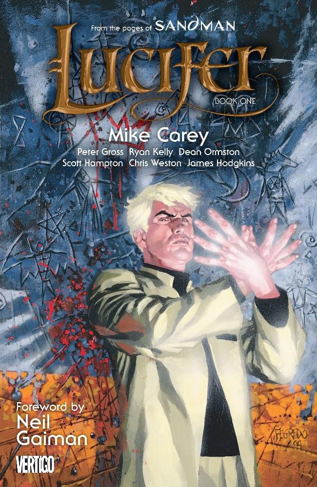Couverture de Lucifer (2000) -INT-01- Book one