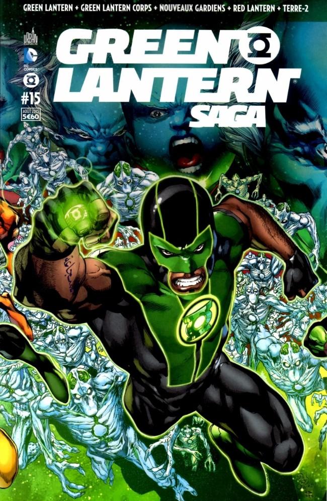 Couverture de Green Lantern Saga -15- Numéro 15