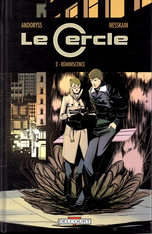 Le cercle (Andoryss/Nesskain) - les 3 tomes