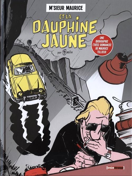 M'sieur Maurice et la dauphine jaune - One shot - CBR