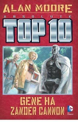 Couverture de Top 10 (1999) -INT- Absolute Top 10