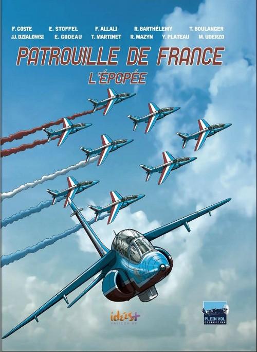 Couverture de Patrouille de France - L'Épopée