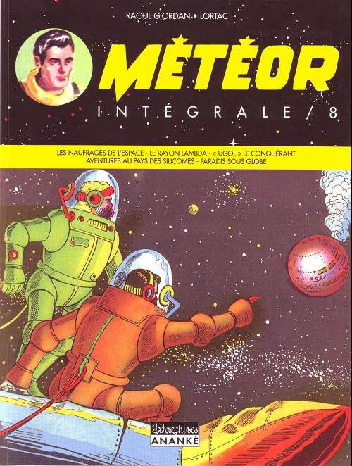 Couverture de Météor (Intégrale) -8- Volume 8