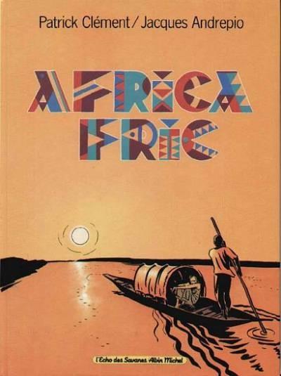 Couverture de Rimbo -2- Africa fric
