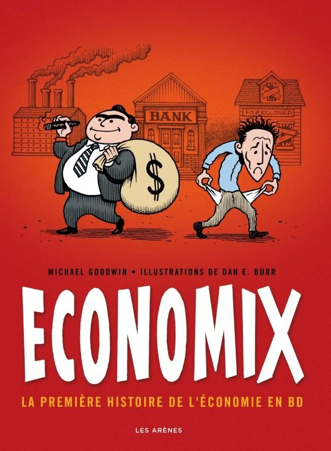 Couverture de Economix
