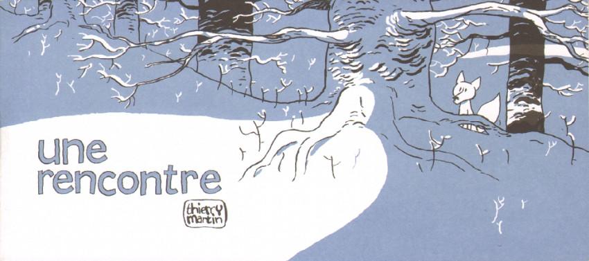 Couverture de Mini-récits et stripbooks Spirou -MR3923- Une rencontre