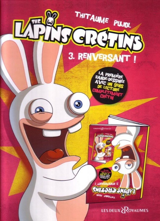 Lapins Cretins The Bd Informations Cotes