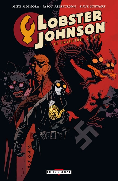Lobster Johnson  - 3 Tomes