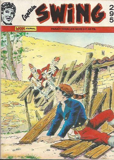 Couverture de Capt'ain Swing! (1re série) -295- Sous le signe du bourreau