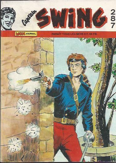 Couverture de Capt'ain Swing! (1re série) -287- Le Rire de Hibou