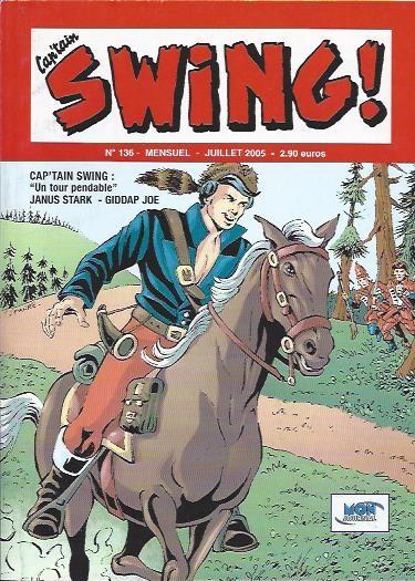 Couverture de Capt'ain Swing! (2e série - Mon Journal) -136- Un tour pendable