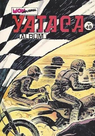 Couverture de Yataca (Fils-du-Soleil) -Rec48- Album N°48 (du n°165 au n°167)