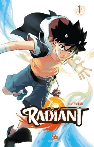 Couverture de Radiant -1- Tome 1