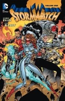 Couverture de StormWatch (1993) -INT1- Volume 1