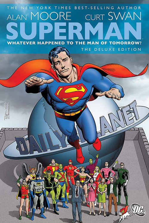 Couverture de Superman (TPB) -INTa- Whatever Happened to the Man of Tomorrow?