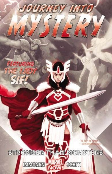 Couverture de Journey into Mystery (1952) -INT05- Featuring Sif: Stronger Than Monsters