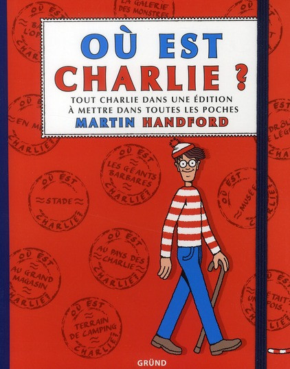 livre bd charlie